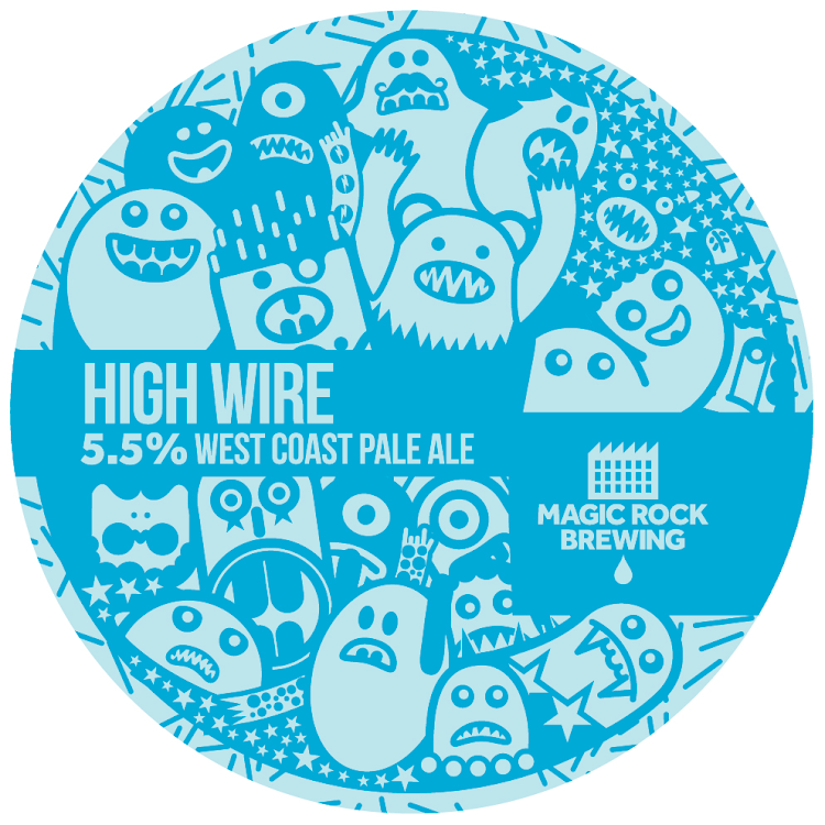 Logo of Magic Rock High Wire