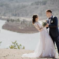 Wedding photographer Asya Molochkova (emptyredhead). Photo of 24.06.2018