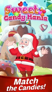 Candy Christmas 1.4.0 [Mod + APK] Android 1