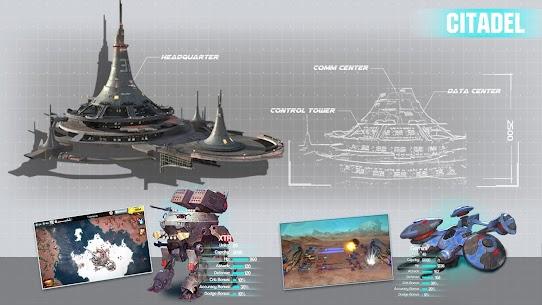 Ark of War: Galaxy Pirate Fleet MOD (Unlimited Money) 2