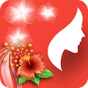 Woman Tracker icon