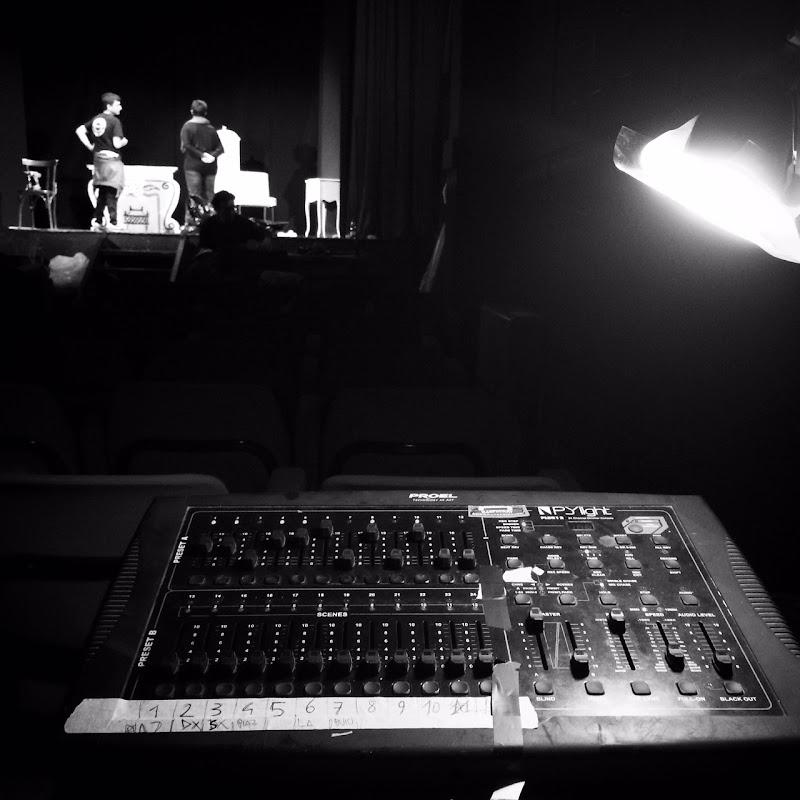 Dalla regia al palco di Alessandro Ibba