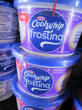 Photo: Our favorite favor for frosting is vanilla. We can't wait to try this NEW Cool Whip Frosting.