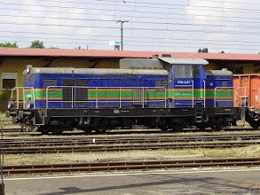 Photo: SM42-2477 (PHU Lokomotiv) {Toruń Wschodni; 2015-05-22}