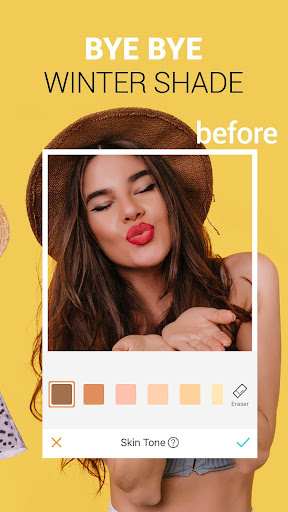 AirBrush: Easy Photo Editor 3.12.1 screenshots 7