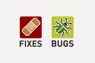 "Photo: Website Assistance Icons - ""Fixes & Bugs"" Icon Designs"