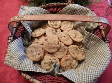 My Version of Tollhouse Chocolate Chip Cookies