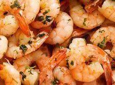5-minute Broiled Shrimp