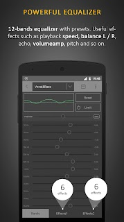 Stellio Music Player screenshot 05