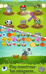 Zedd the Zombie - Grow Your Wacky Friend APK screenshot thumbnail 3