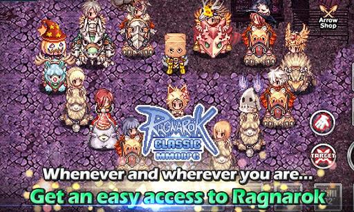 Ragnarok Classic MMORPG 5.8.0 screenshots 2