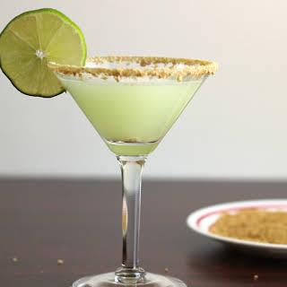 Key Lime Martini.