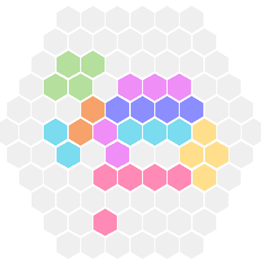 play hexagon a free online game on kongregate - 512×512
