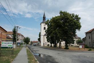 Photo: Pteni - kościół św. Marcina.