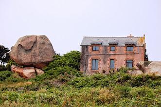 Photo: BRETANYA 2013. SITE NATUREL DE PLOUMANAC'H et SENTIER DES DOUANIERS. Maison du Littoral
