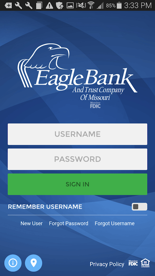 Eagle Bank TAKE FLIGHT- screenshot