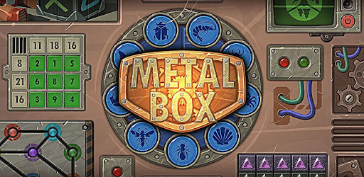 Metal Box ! Hard Logic Puzzle Mod Apk 26.0.20200522 (Unlimited money)