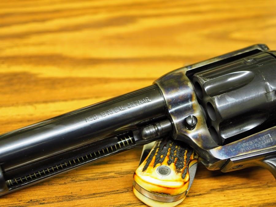 Shotgunworld com • Uberti 1873 Peacemaker reproduction is a goodern!