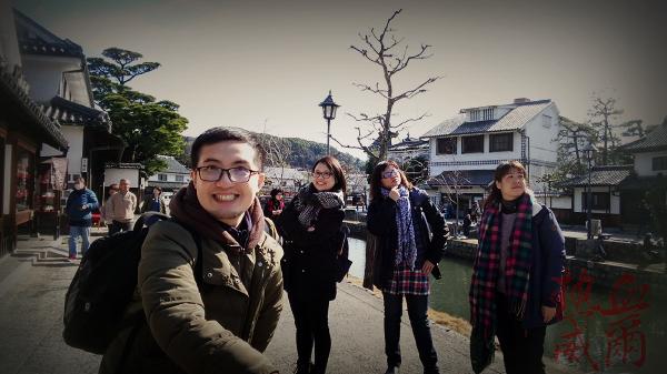 日本紀行:倉敷美觀一日散策~有鄰庵、mt如竹堂、三宅商店