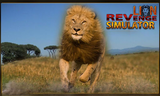 Angry Jungle Lion Hunter 3D