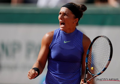 Ex-finaliste van Roland Garros Sara Errani betrapt op het gebruik van doping