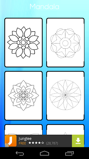 Mandala Coloring Book Apk 111
