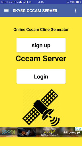 BDW CCCAM SERVER by Pak4G (Google Play, United States
