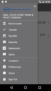 State Street Bank Mobile- screenshot thumbnail