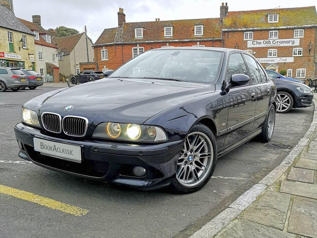 BMW M5 Hire Poole