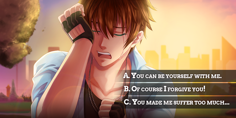 My Candy Love - Episode / Otome game Android App Screenshot