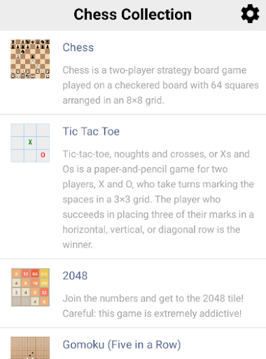 Chess Collection 1.0 screenshots 1