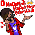 Happy New Stickers 2019 For WAStickerApps icon