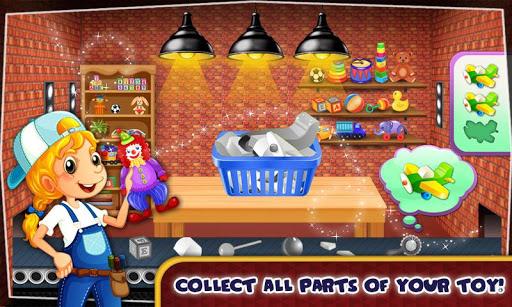 Toy Factory – Crazy Fun Game