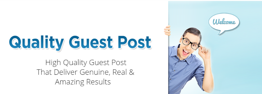 Quality guest post only