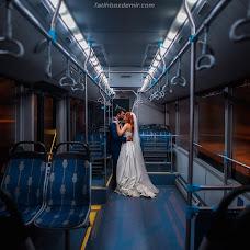 Wedding photographer Fatih Bozdemir (fatihbozdemir). Photo of 17.08.2018