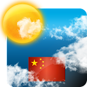 Weather for China icon