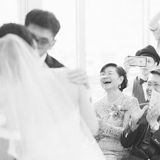 Wedding photographer Peter Huang (galilee-image). Photo of 15.05.2018