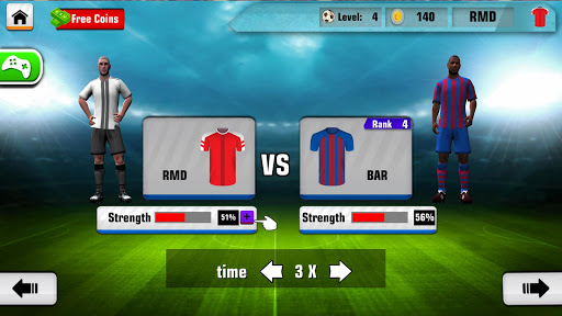 Soccer League Hero 2017 Stars 2.0.0 screenshots 4