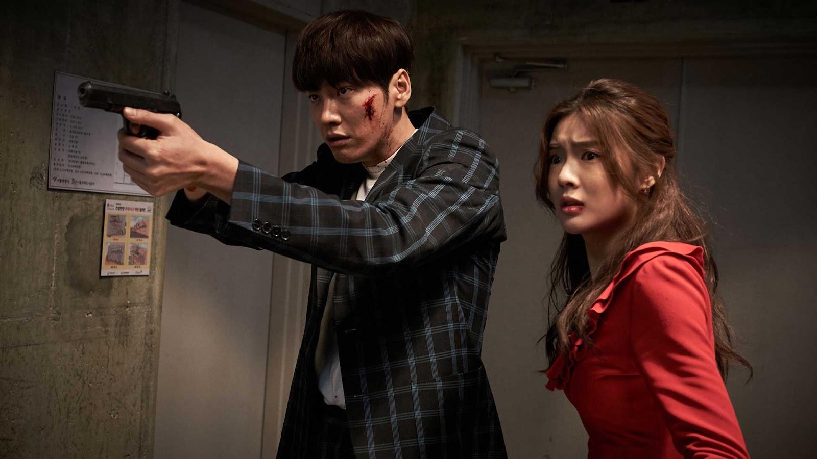 kim young kwang dan lee sun bin dalam mission possible