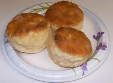 Judy's Bisquick Biscuits
