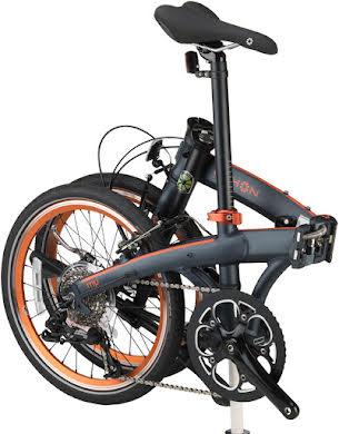 "Dahon Mu D9 20"" Folding Bike, Agate alternate image 1"