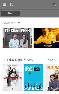 XFINITY TV Remote Screenshot 2