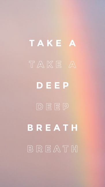 Deep Breath - Facebook Story template