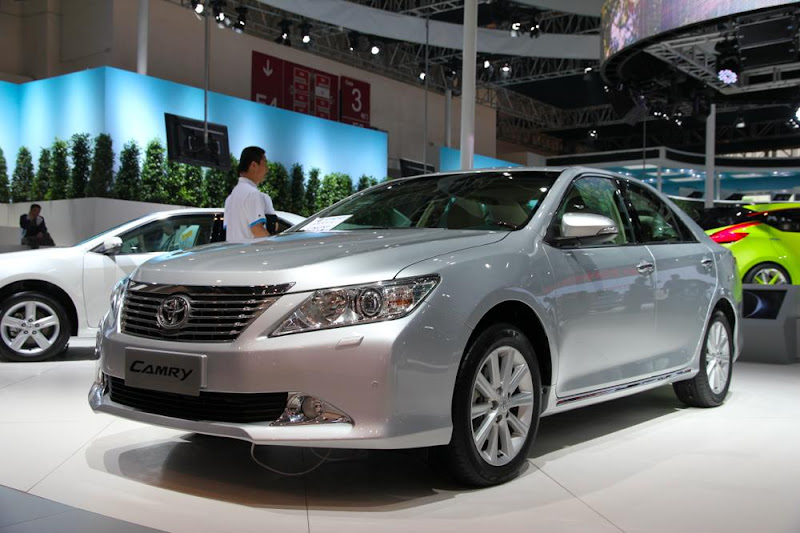 Photo: Camry