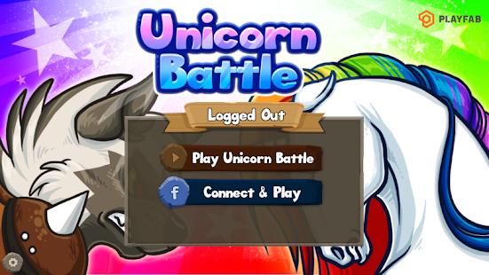 Unicorn Battle - náhled