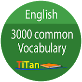 3000 English Vocabulary - study English word