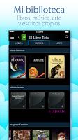 screenshot of Libros y audiolibros gratis - El Libro Total