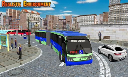 Metro Bus Simulator Drive 1.5 screenshots 4