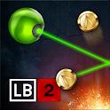 LASERBREAK 2 - Physics Puzzle icon