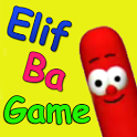 Elif Ba Learning Game English icon